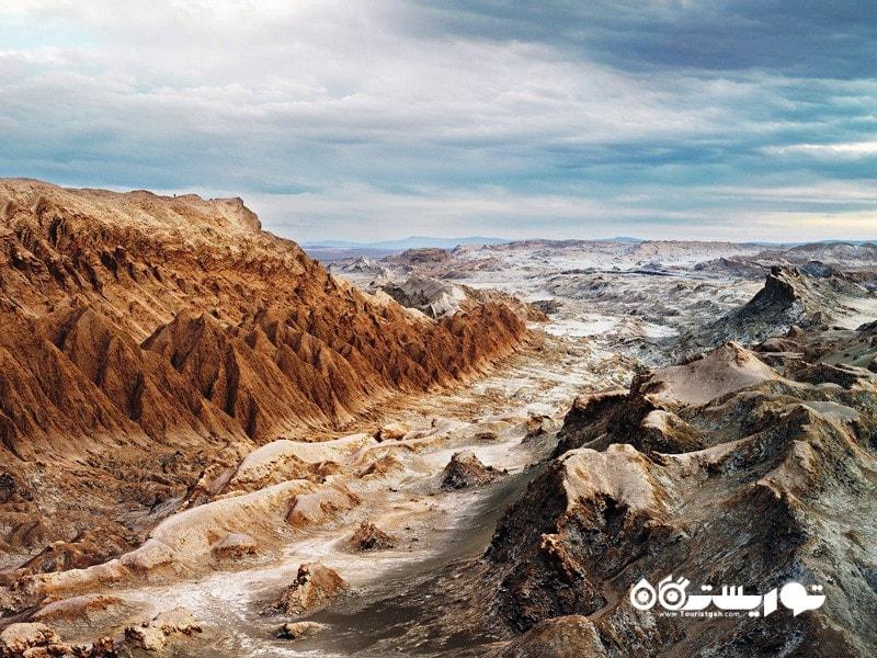وَله دِ لا لونا (دره ماه)، شیلی