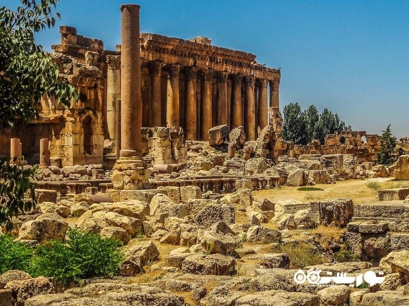 بعلبک (Baalbek) در کشور لبنان