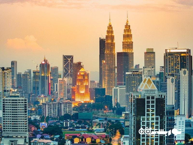 بهترین شهرهای مالزی که باید از آنها دیدن نمود