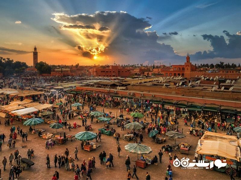 1- مراکش Marrakesh