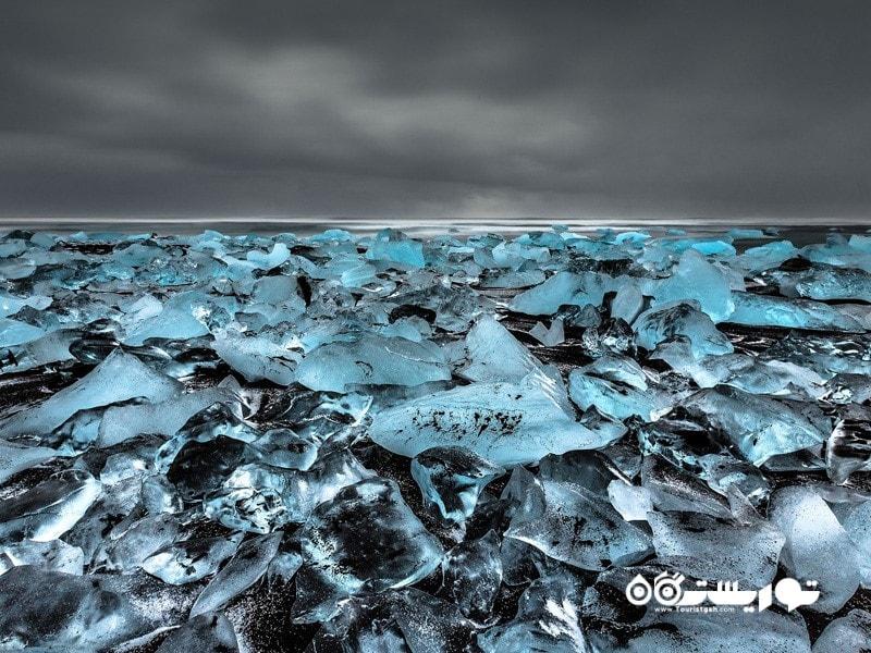 یوکِلسالرُن، پارک ملی واختنایوکوت، ایسلند