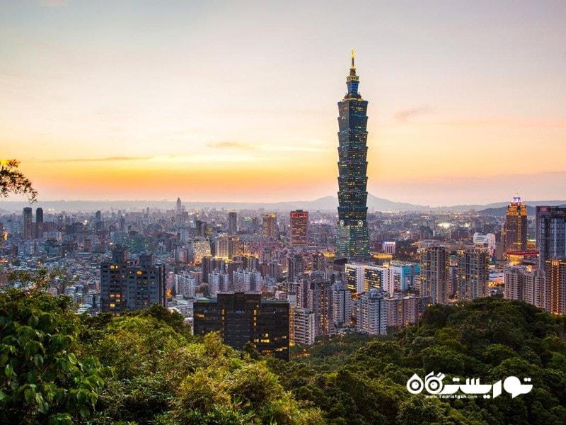 7.تایپه 101- تایپه (Taipei 101: Taipei)