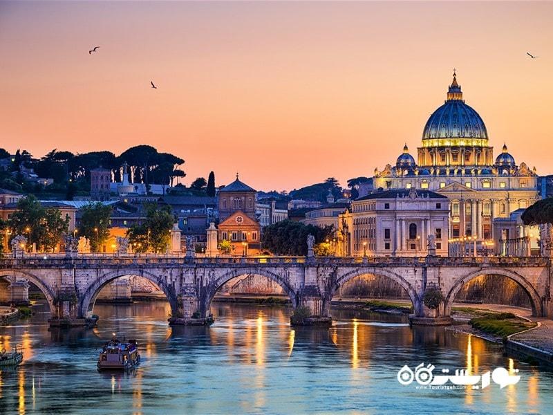 8. رم در ایتالیا