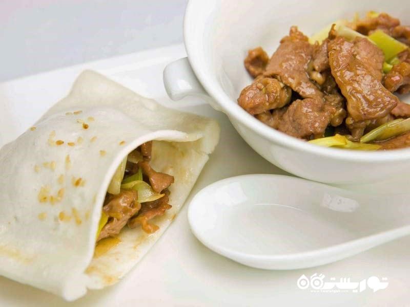 فِلَوِر دِرام (Flower Drum)، یک رستوران چینی معروف در ملبورن