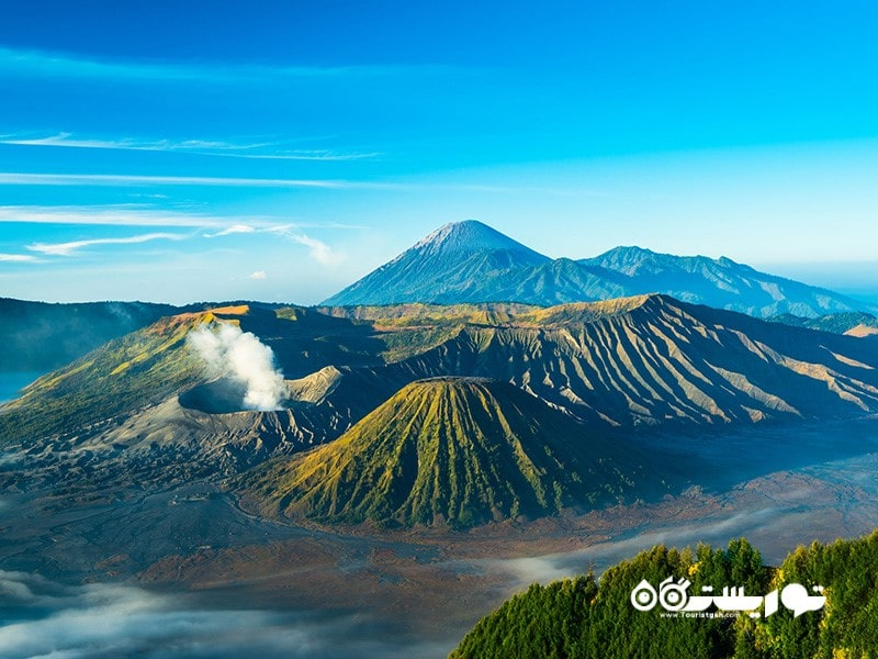 7- کوه برومو (Mount Bromo)