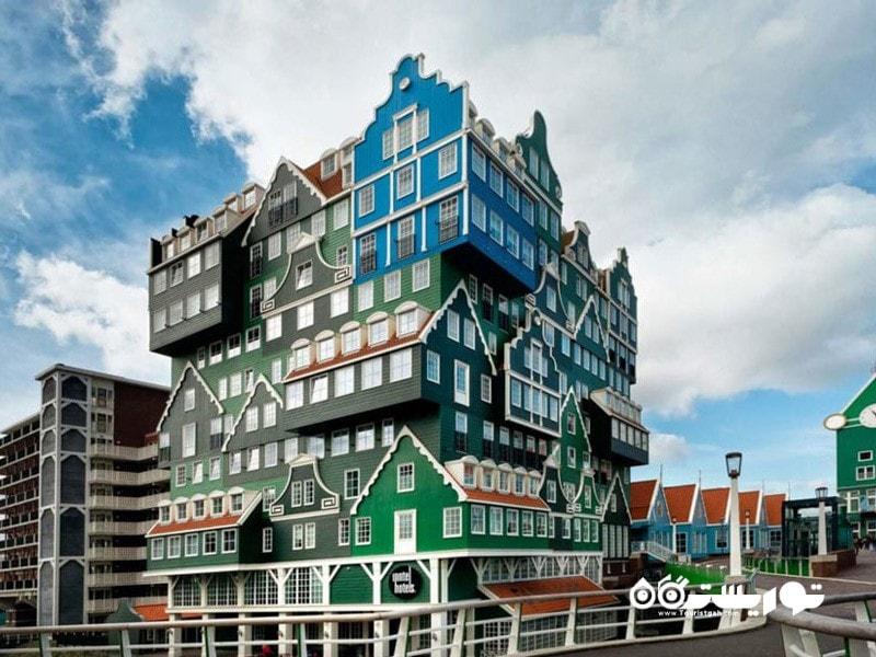 13- هتلهای اینتل آمستردام زاندم، هلند