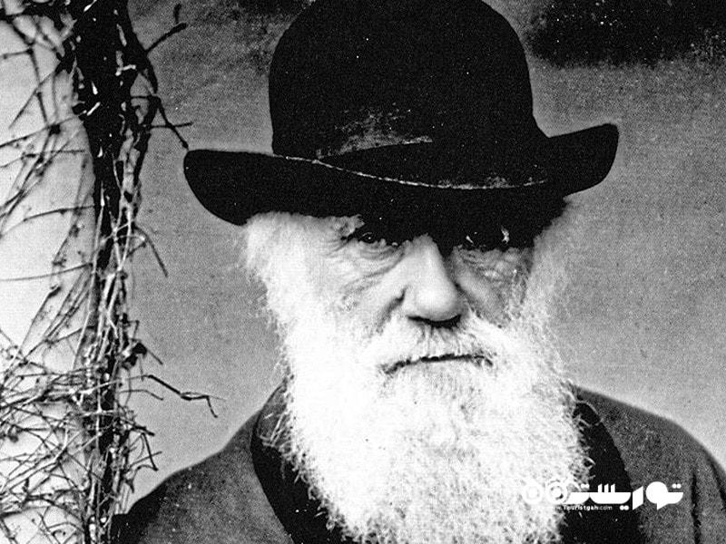 سرزمین اکتشافات برای چارلز داروین