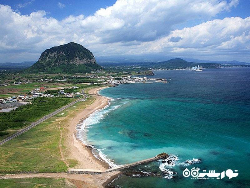 کوه سَنبَنگ در سواحل جنوبی