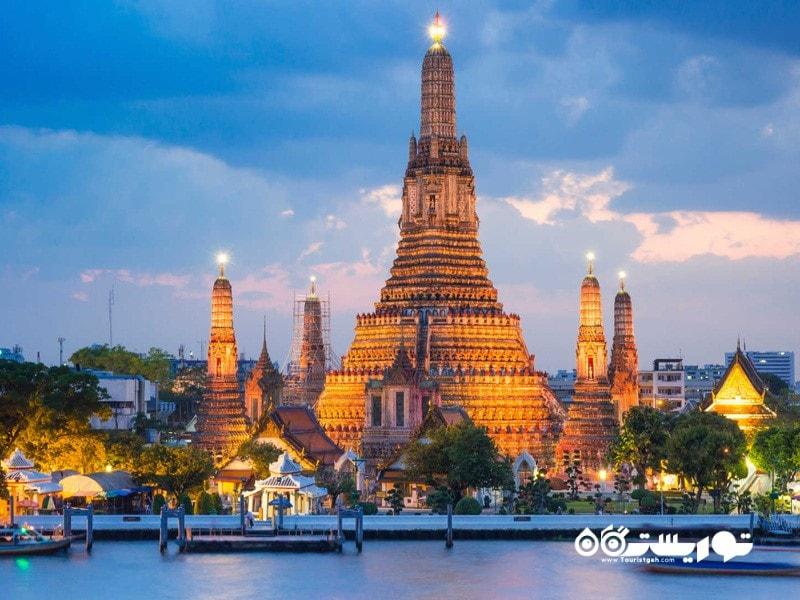 - بدترین زمان سفر به تایلند