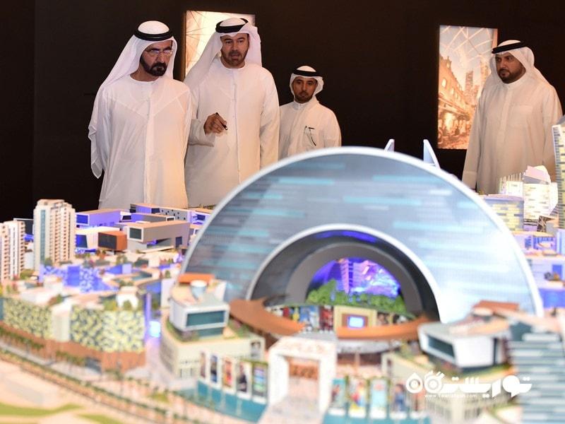 7: ساخت شهری با مساحت 2.25 برابری موناکو