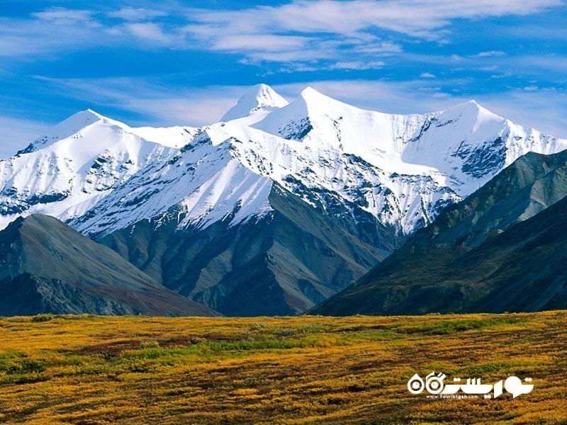 پارک ملی و منطقه حفاظت شده دِنالی ، ایالت آریزونا (Alaska)