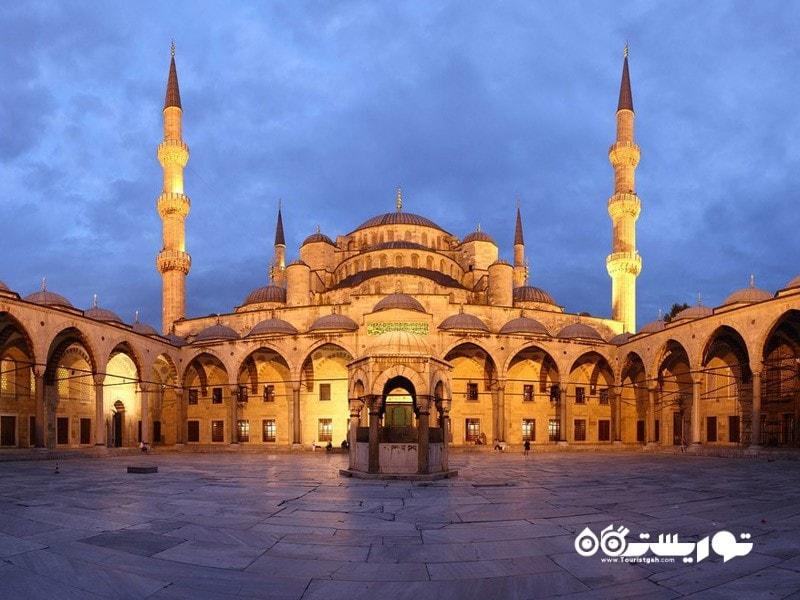 24- مسجد سلیمانیه