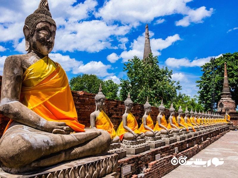 - ارزانترین زمان بازدید از تایلند