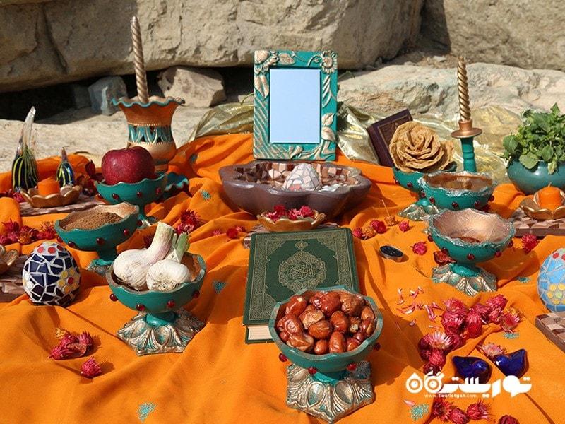 سنت های جالب و کهن عید نوروز از کجا آمده اند؟