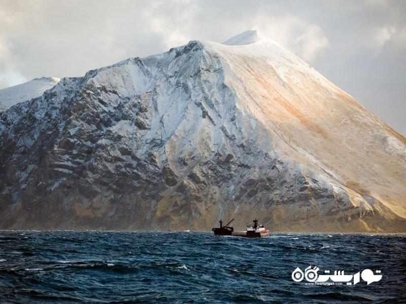 دریای برینگ (Bering Sea)