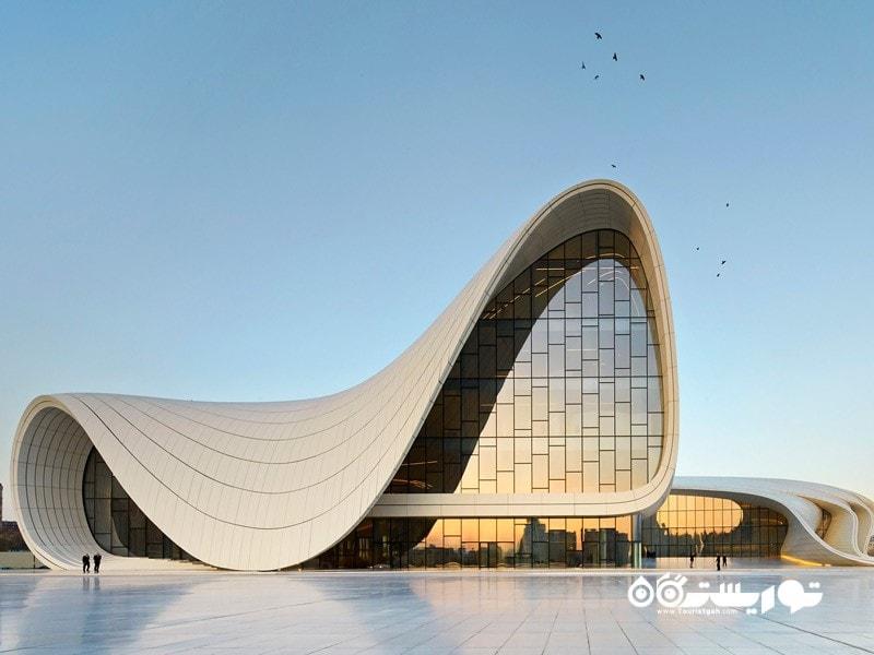 18- باکو شهر زیباییها