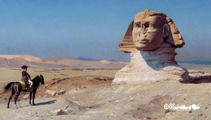 3- تمدن مصر باستان