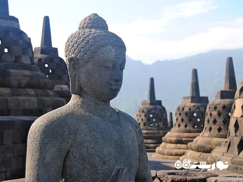 3 و 4-  بوروبودور (Borobodur) و پرامبانان (Prambanan)