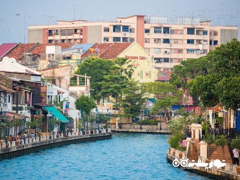 3. ملاکا (Malacca)