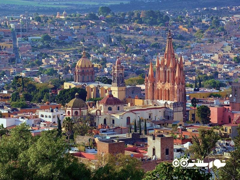 رمانتیک ترین شهرهای جهان