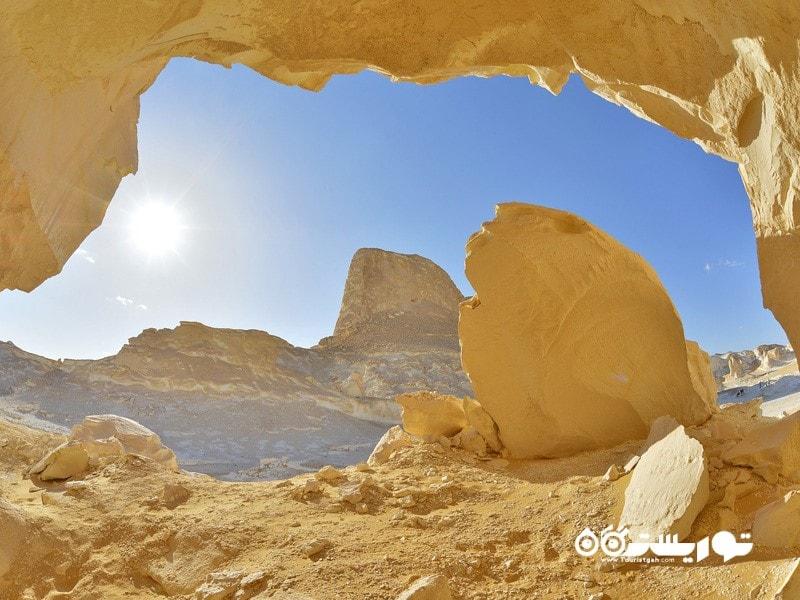 کویر سفید، فِرفرا، مصر White Desert: Farafra, Egypt