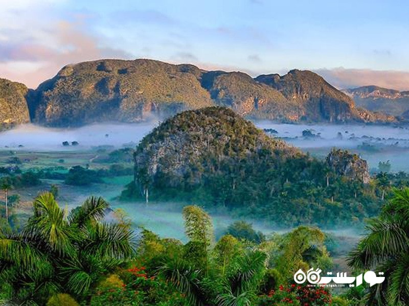 2.دره وینیالِس (Viñales Valley)، کوبا