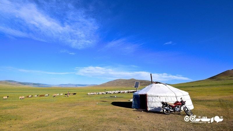 3- مغولستان Mongolia
