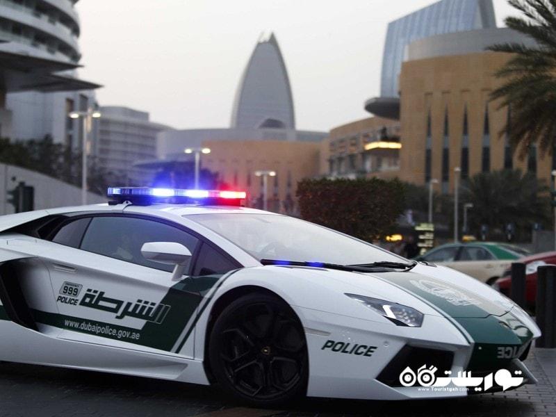 4: هزینه گزاف نیروهای پلیس برای خرید  اتومبیل
