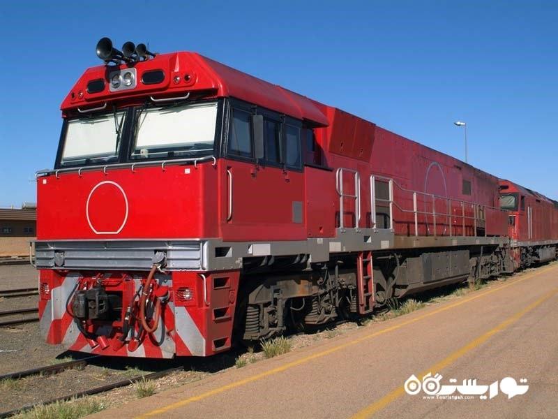 قطار گان (Ghan)