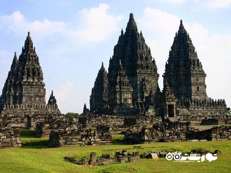 24.مجتمع معابد پرامبانان (Prambanan)، اندونزی