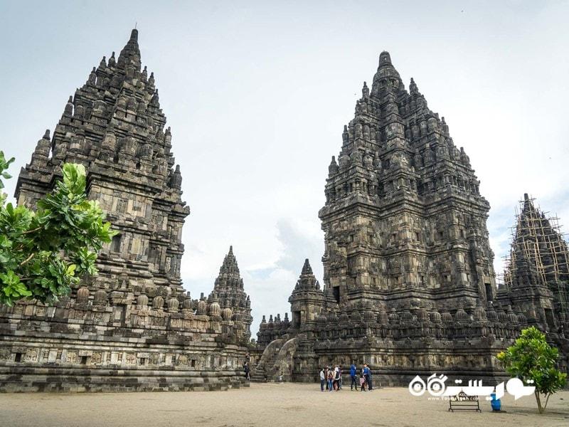 پرامبنان (Prambanan) در کشور اندونزی
