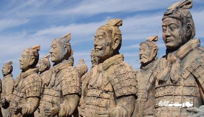 5- تمدن چینی