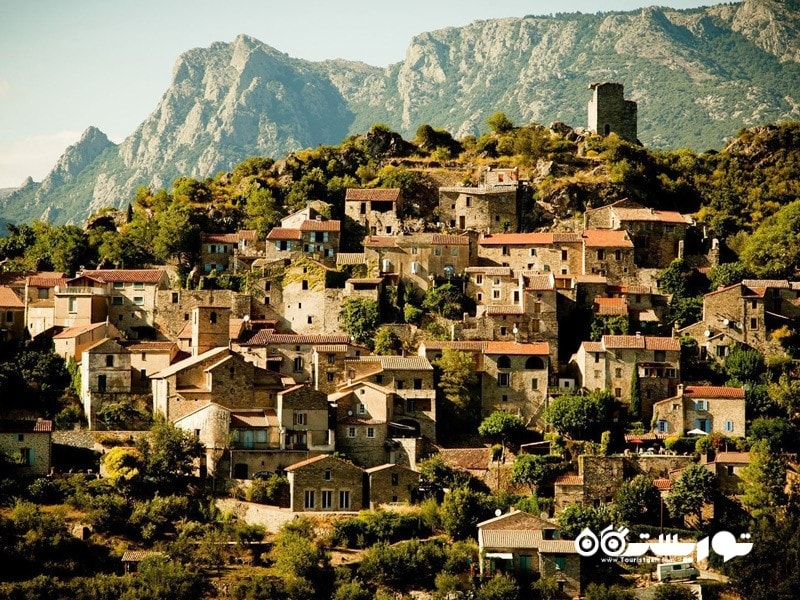 4.دهکده های کوهستانی
