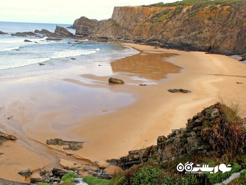 دا اروپا ده ساحل زیبای پرتغال که از نظرها پنهان مانده اند - توریستگاه