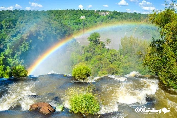 آبشار ایواسی، برزیل (Iguazu Falls, Brazil)