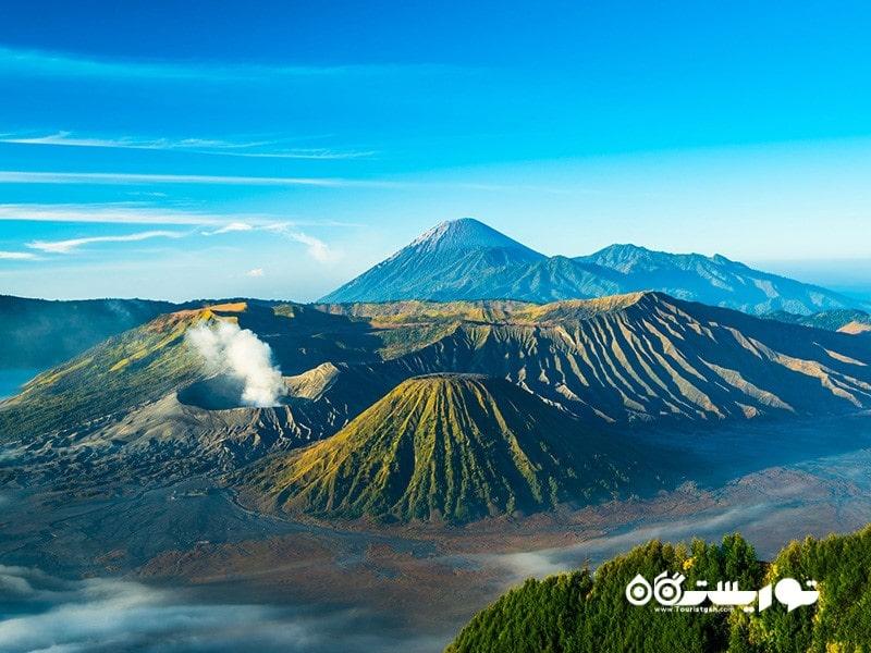 آشنایی با 10 مکان در جاوای اندونزی که حتما باید از آنها دیدن کنید