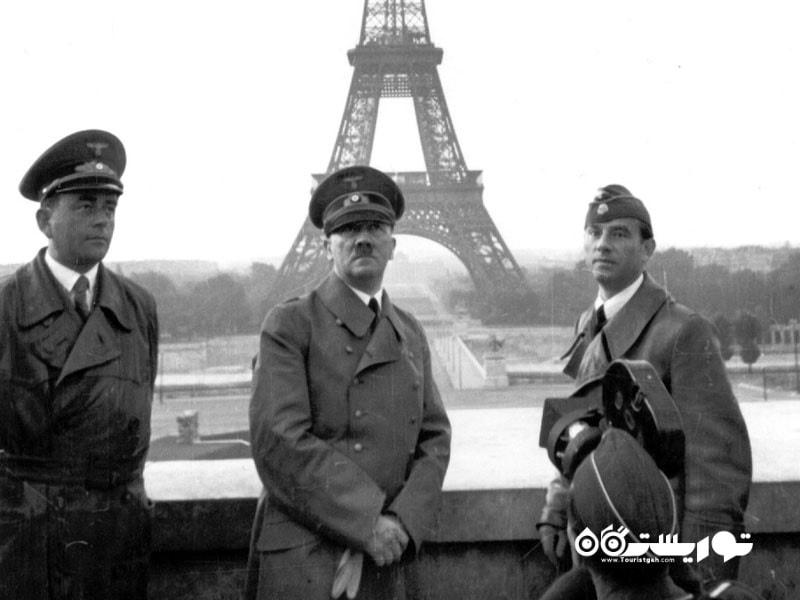 زحمت بیشتر برای هیتلر