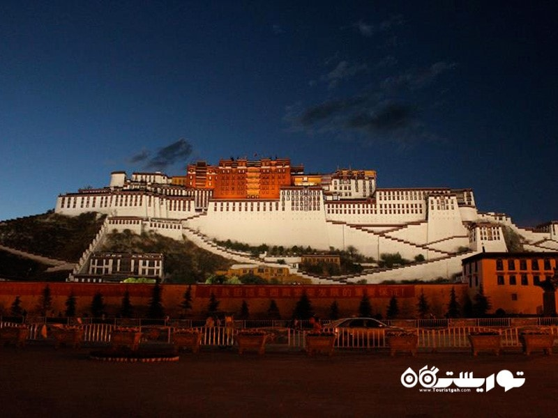20.قصر پوتالا (Potala Palace)، تبت
