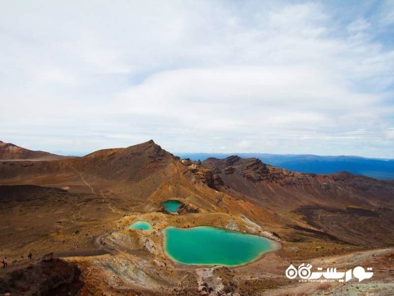 مسیر کوهنوردی آلپاین تُونگاریرُو
