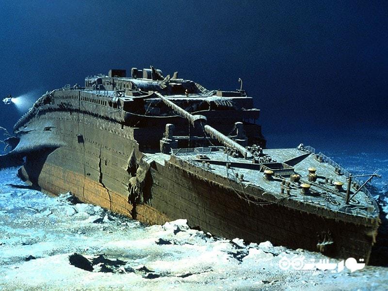 کشتی تایتانیک دوباره بعد از یک قرن ساخته می شود