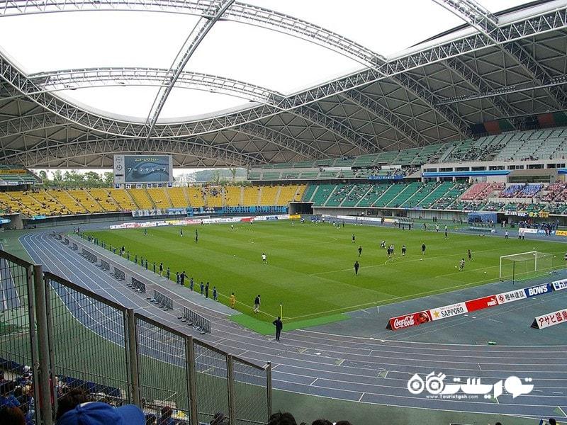 7- ورزشگاه اوئیتا (Oita Stadium)، اوئیتا