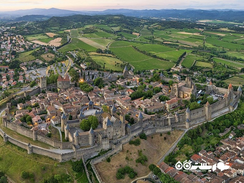 با شهرهای جذاب و باستانی در اروپا آشنا شوید