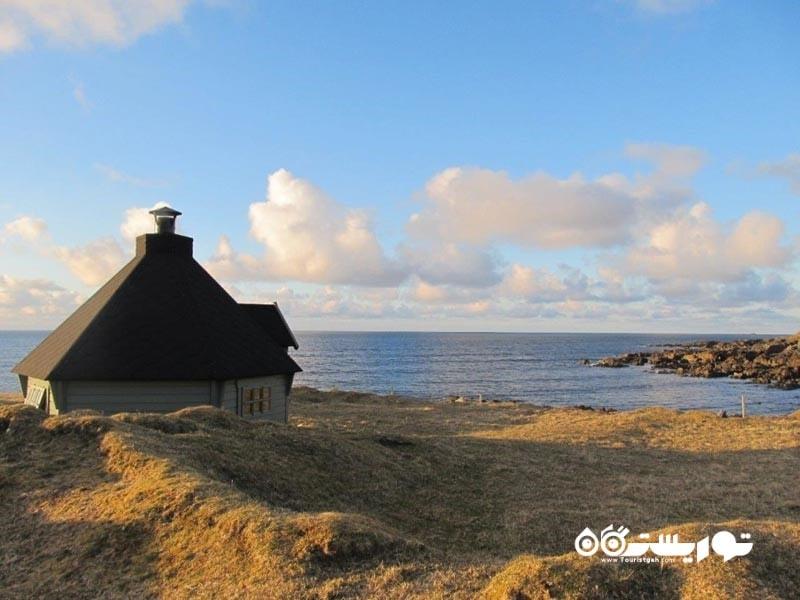 12- گیریلیکوتا فنلاندی، جزیره لِویس (Finnish Grillikota, Isle of Lewis)