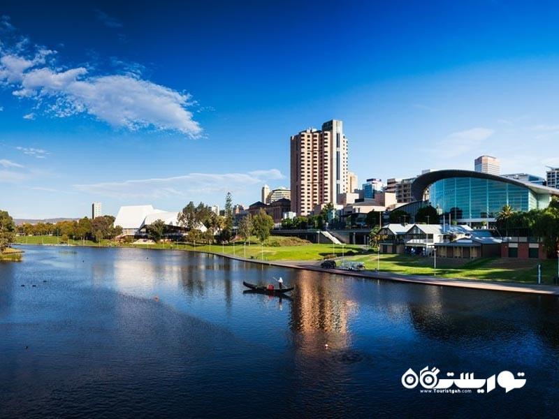 شهر آدلاید (Adelaide)، استرالیا (Australia)