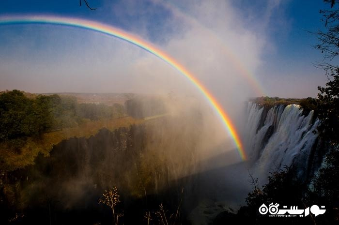 آبشارهای ویکتوریا، زامبیا (Victoria Falls, Zambia)