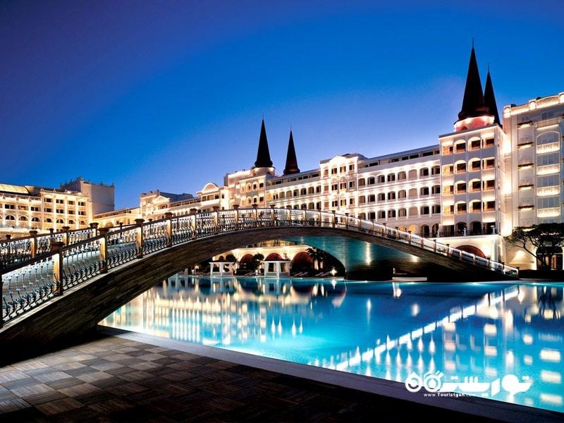 آشنایی با بهترین هتل ها و ریزورت های آنتالیا