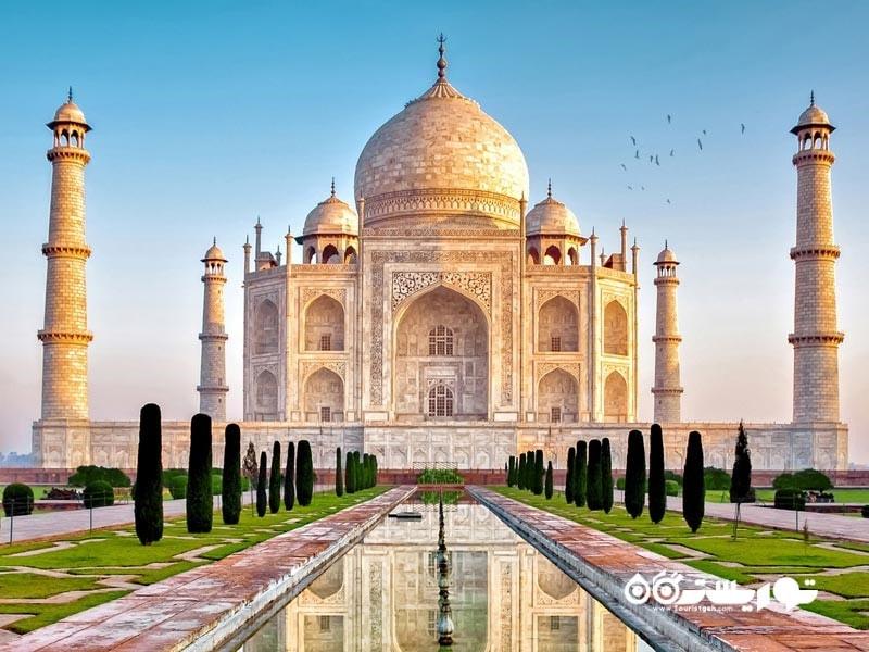 2 – تاج محل (Taj Mahal)