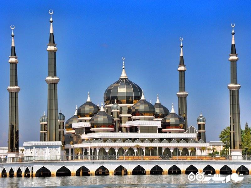 کریستال ماسک (مسجد کریستال)