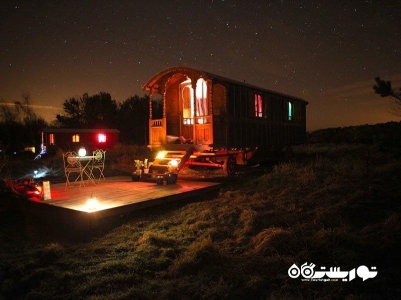 4- رولوت ریتریت، مِرلوس، مرز اِسکاتلند