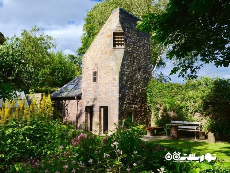 1- کلبه داوکُوت، اِدینبرو (dovecot cottage, edinburgh)
